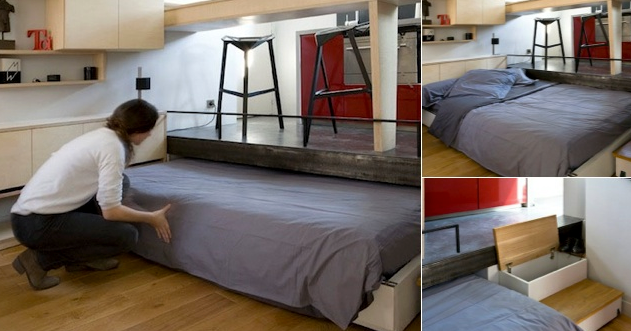 Beds for Microspace Living